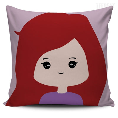 TEEPEAT Pillows Amy Pond Doctor Who Pillow Case
