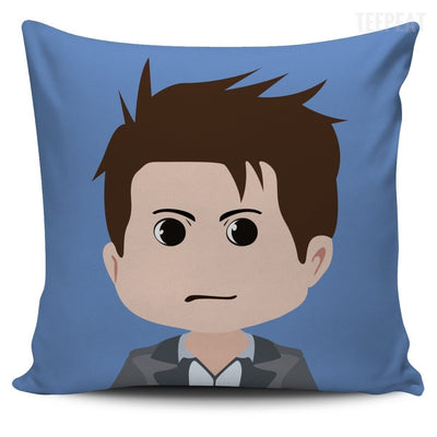 TEEPEAT Pillows Captain Jack Doctor Who Pillow Case