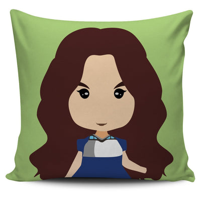 TEEPEAT Pillows Clara Oswald Doctor Who Pillow Case