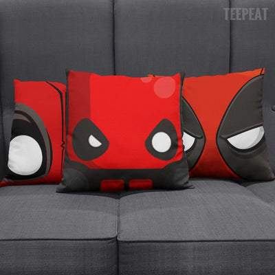 TEEPEAT Pillows Deadpool Pillow Case
