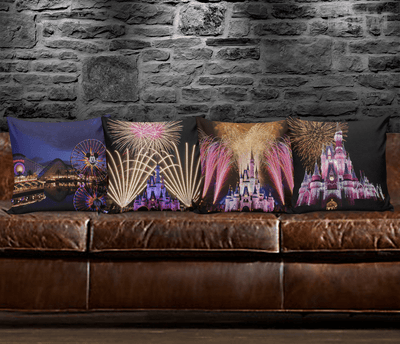 TEEPEAT Pillows Disney Pillow Case
