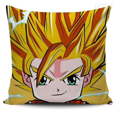 TEEPEAT Pillows Goku Dragon Ball Z Characters Pillow Case