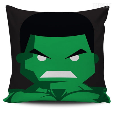 TEEPEAT Pillows Hulk Avengers Character Pillow Case