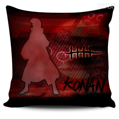 TEEPEAT Pillows Konan Akatsuki Character Pillow Case