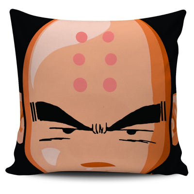 TEEPEAT Pillows Krillin Dragon Ball Z Characters Pillow Case