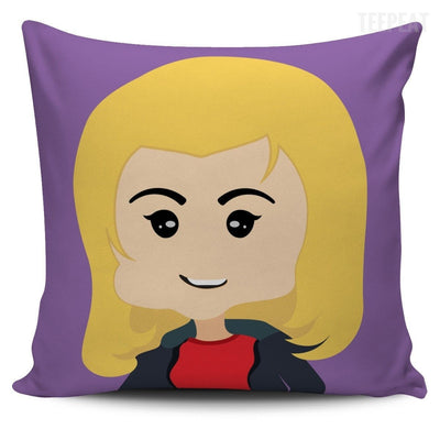 TEEPEAT Pillows Rose Tyler Doctor Who Pillow Case