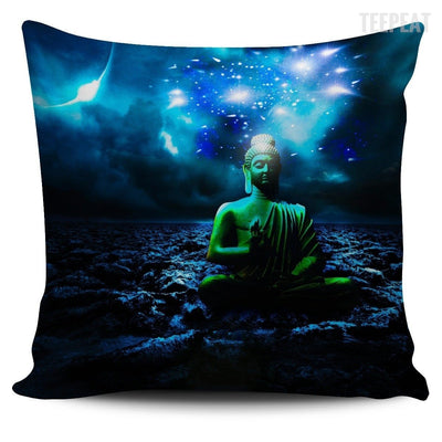 TEEPEAT Pillows Style 1 Buddha Pillow Case