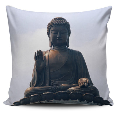 TEEPEAT Pillows Style 2 Buddha Pillow Case