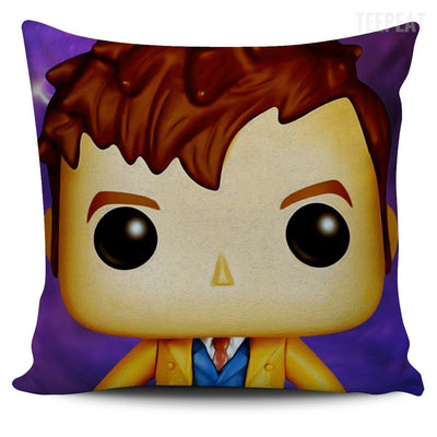 TEEPEAT Pillows The Master Doctor Who Villians Pillow Case