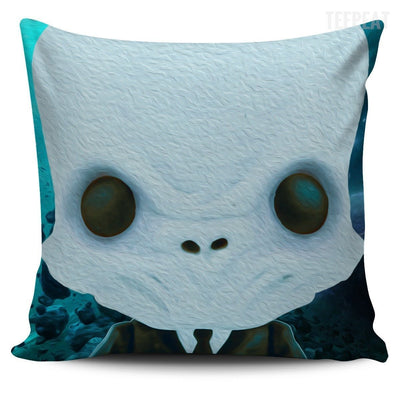 TEEPEAT Pillows The Silence Doctor Who Villians Pillow Case