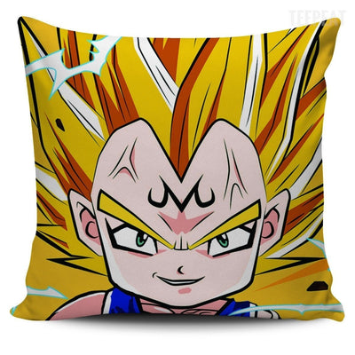 TEEPEAT Pillows Vegeta Dragon Ball Z Characters Pillow Case
