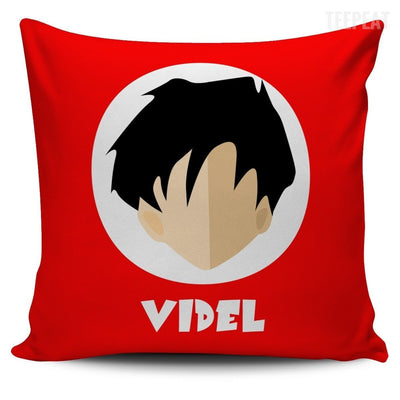 TEEPEAT Pillows Videl Buu Mr Satan Videl Pillow Case