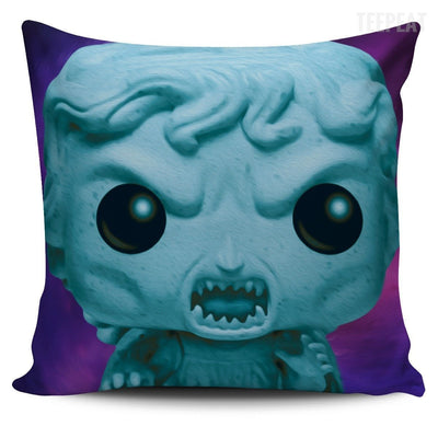 TEEPEAT Pillows Weeping Angels Doctor Who Villians Pillow Case
