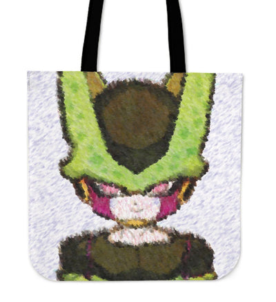 TEEPEAT Totes Cell DBZ Pastel Style Totes