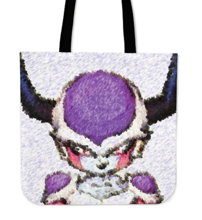 TEEPEAT Totes Frieza DBZ Pastel Style Totes