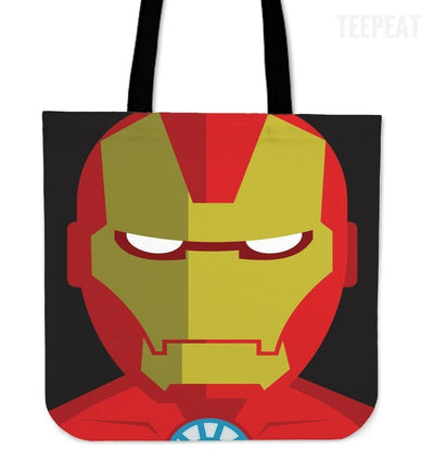 TEEPEAT Totes Ironman Avengers Character Totes