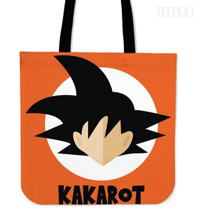 TEEPEAT Totes Kakarot Dragon Ball Z Collection Totes