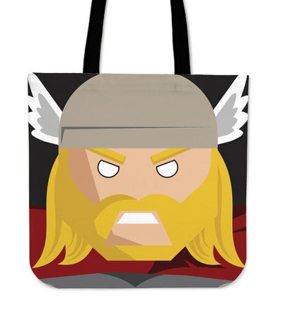 TEEPEAT Totes Thor Avengers Character Totes