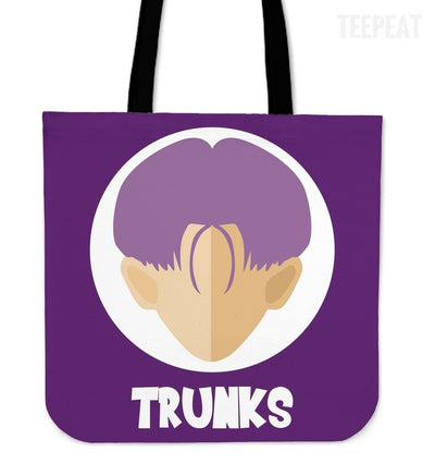 TEEPEAT Totes Trunks Dragon Ball Z Collection Totes