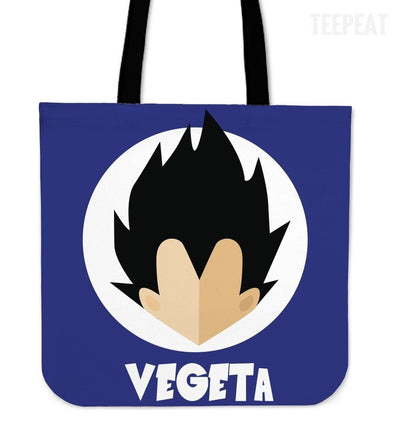 TEEPEAT Totes Vegeta Dragon Ball Z Collection Totes