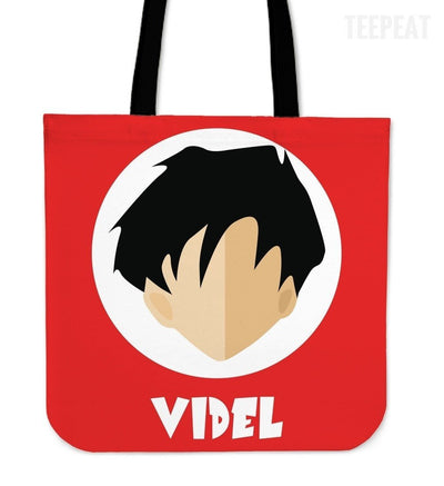 TEEPEAT Totes Videl Dragon Ball Z Collection Totes