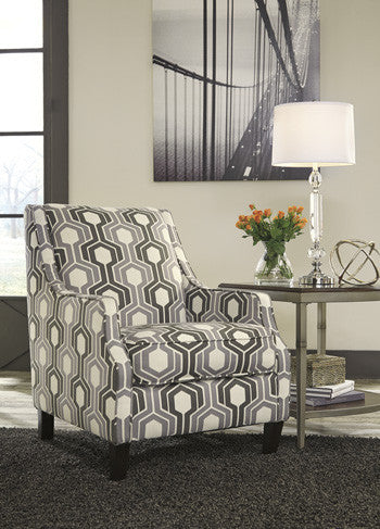 Guillerno-Alabaster Accent Chair