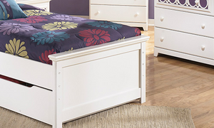 Zayley Twin Footboard