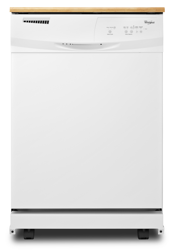 Whirlpool Portable Dishwasher