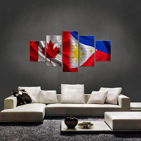 HD PRINTED LIMITED EDITION NEW CANADIAN FILIPINO