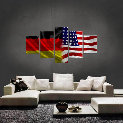 HD PRINTED LIMITED EDITION NEW GERMAN (GERMANY)  AMERICAN CANVAS