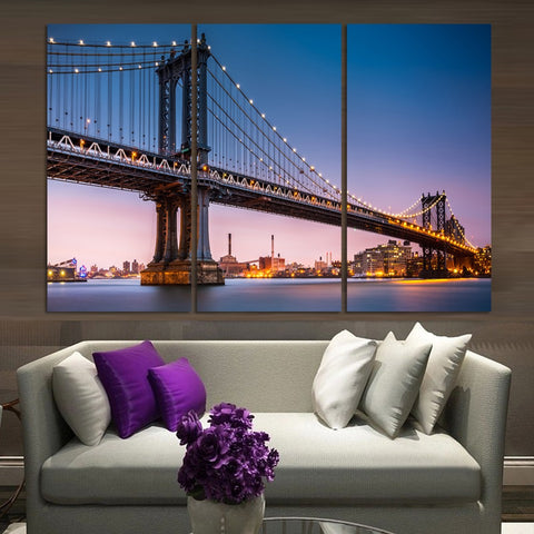 HD PRINTED LIMITED EDITION GOLDEN GATE BRIDGE custom CANVAS
