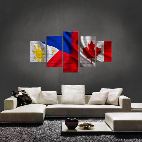 HD PRINTED LIMITED EDITION NEW FILIPINO - CANADIAN