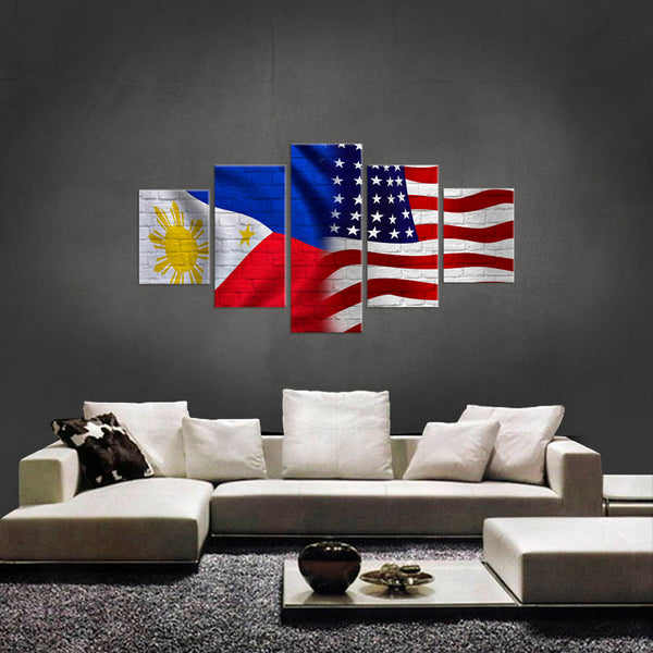 HD PRINTED LIMITED EDITION NEW FILIPINO - AMERICAN