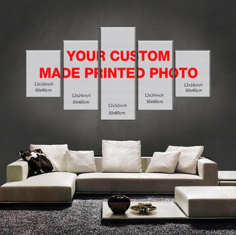HD PRINTED LIMITED EDITION CUSTOM MADE CANVAS - FAMILY PICTURES, SPORT TEAMS, COUNTRIES, WEDDING PICTURES,BIRTHDAYS, ANYTHING...