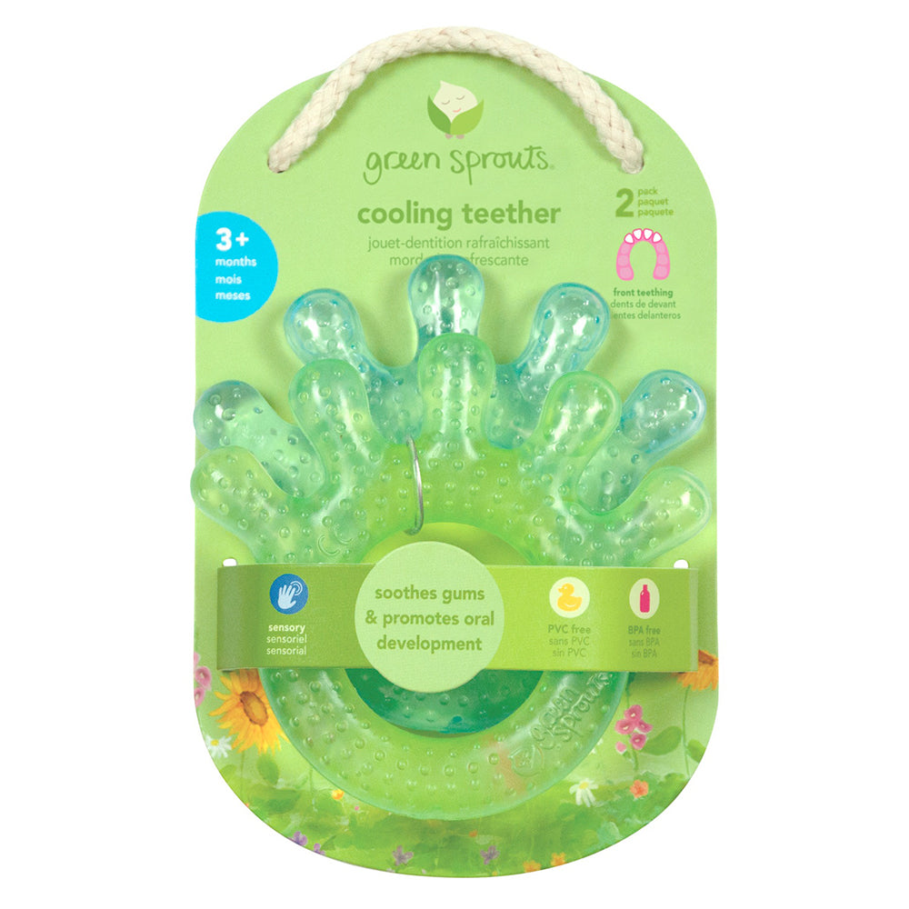 Green Sprouts  Pack Cooling Teether