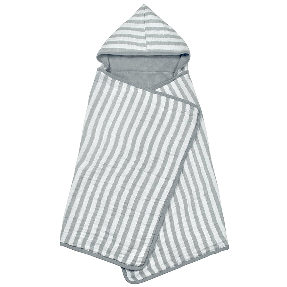 Green Sprouts Muslin Hooded Towel Made From Organic Cotton
