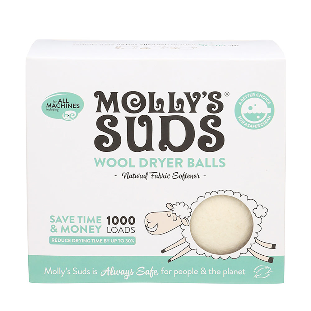 Mollys Suds Wool Dryer Balls