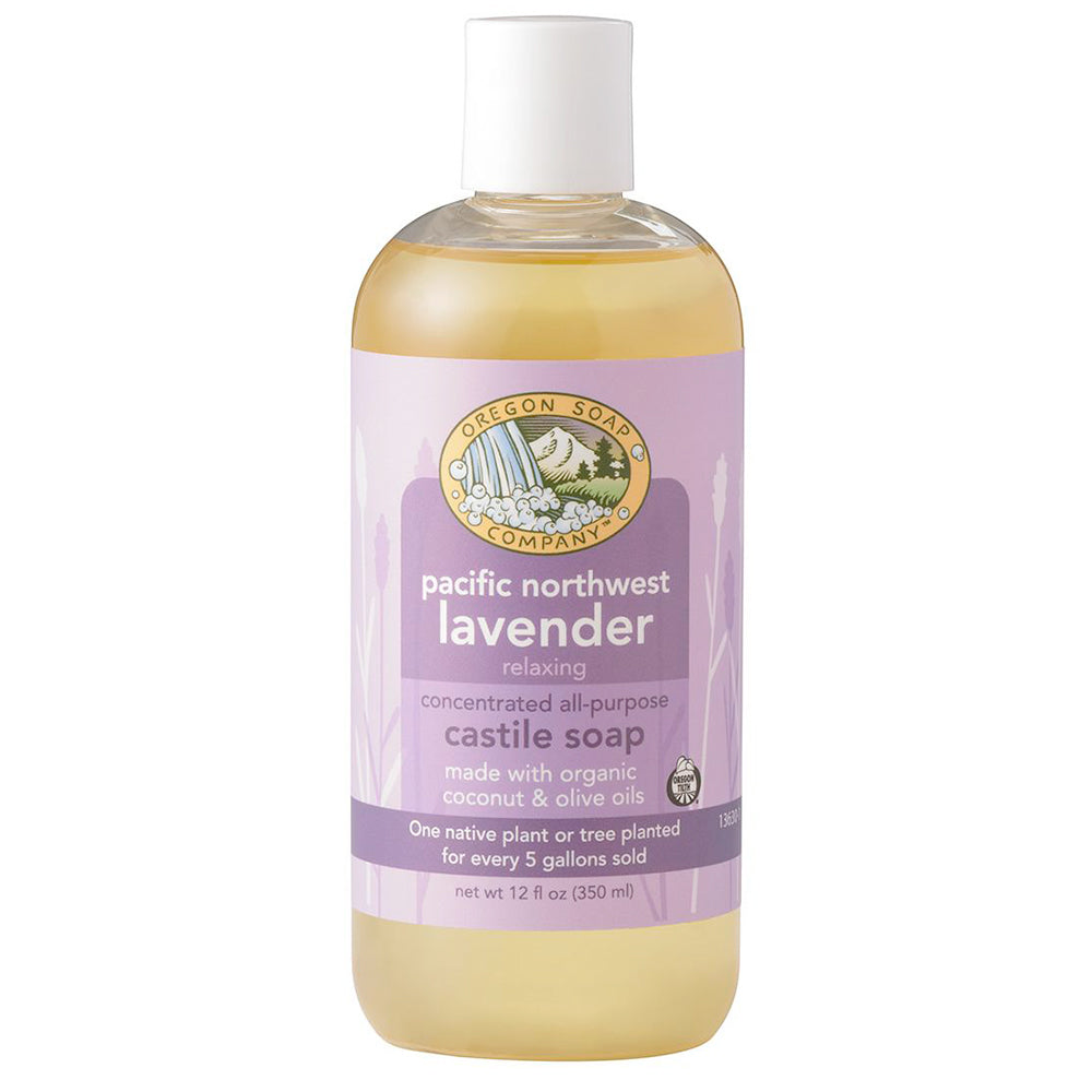 Oregon Soap Company Lavender Castile Soap