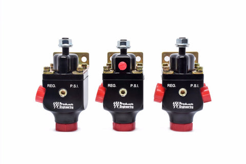 Hi-Flo Series Fuel Regulator