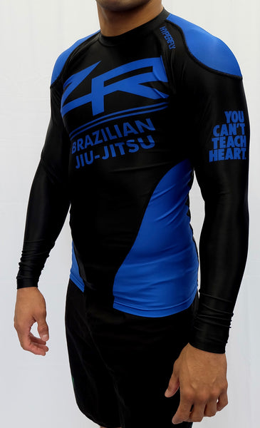 Color Belt ZR Rash Guard - USA
