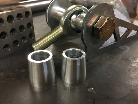 Heim Joint spacers