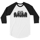 Cutworm 3/4 sleeve TT hot rod shirt
