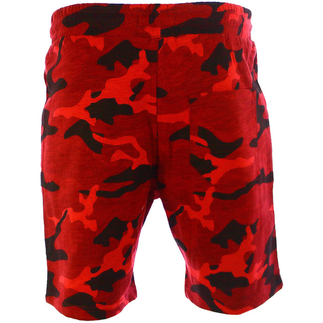 "Ailip Apparel's Camo Short's Red - (Previous Collection) - AILIP ""Anything In Life Is Possible"""