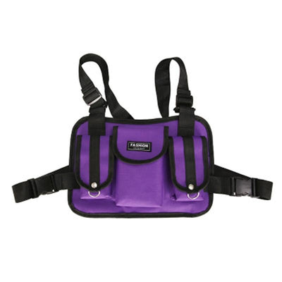 Tally Fatigue Chest Bag