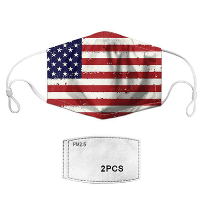 USA - Face Mask - Industry Pieces