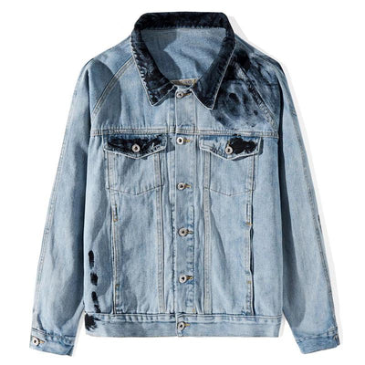 Winds Pac Denim Jean Jacket