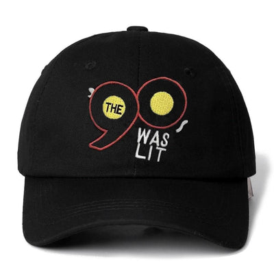 90s Was Lit Dad Hat