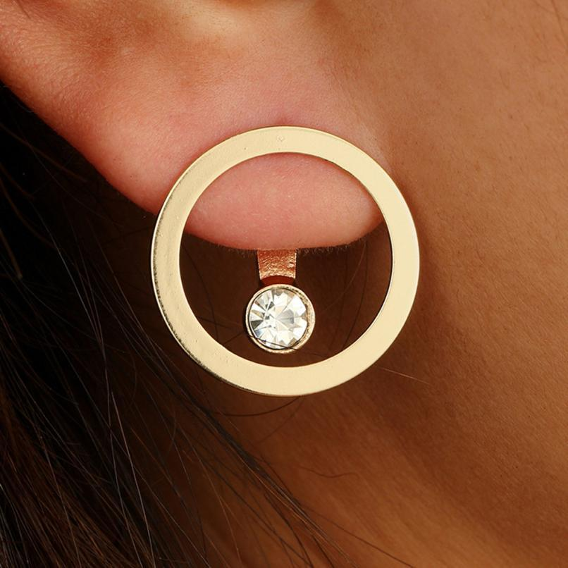 1 Pair High Quality Fashion Earrings