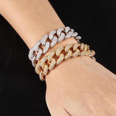 20mm Cuban Link Bracelet