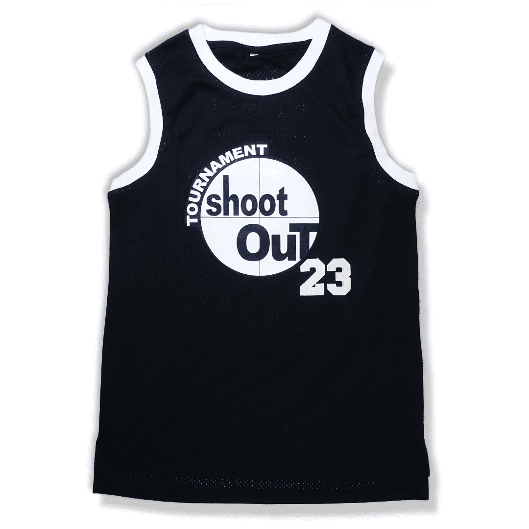 Above The Rim - Motaw - Shoot Out #23 Basketball Jersey